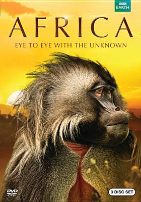 AFRICA BY ATTENBOROUGH,DAVID (DVD)